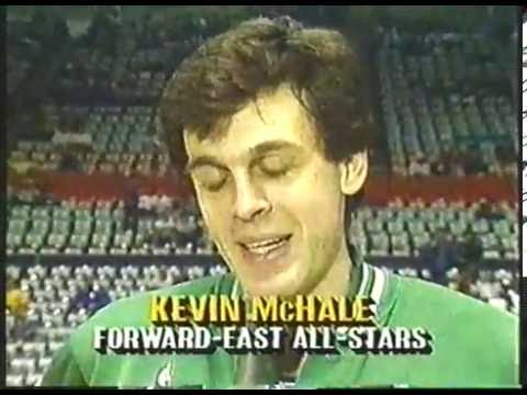 NBA - Special - CBS 1987 All Star Game Preview - Hosts Pat O
