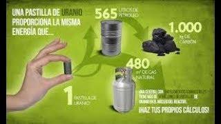 Pequeño documental sobre el uranio