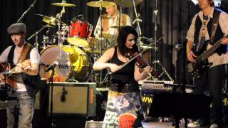 Lord of the dance - Livekonzert der Wombats x-mas 2010 (Furtwangen & Schonach)