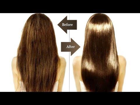 Вопрос: Как сделать волосы блестящими?