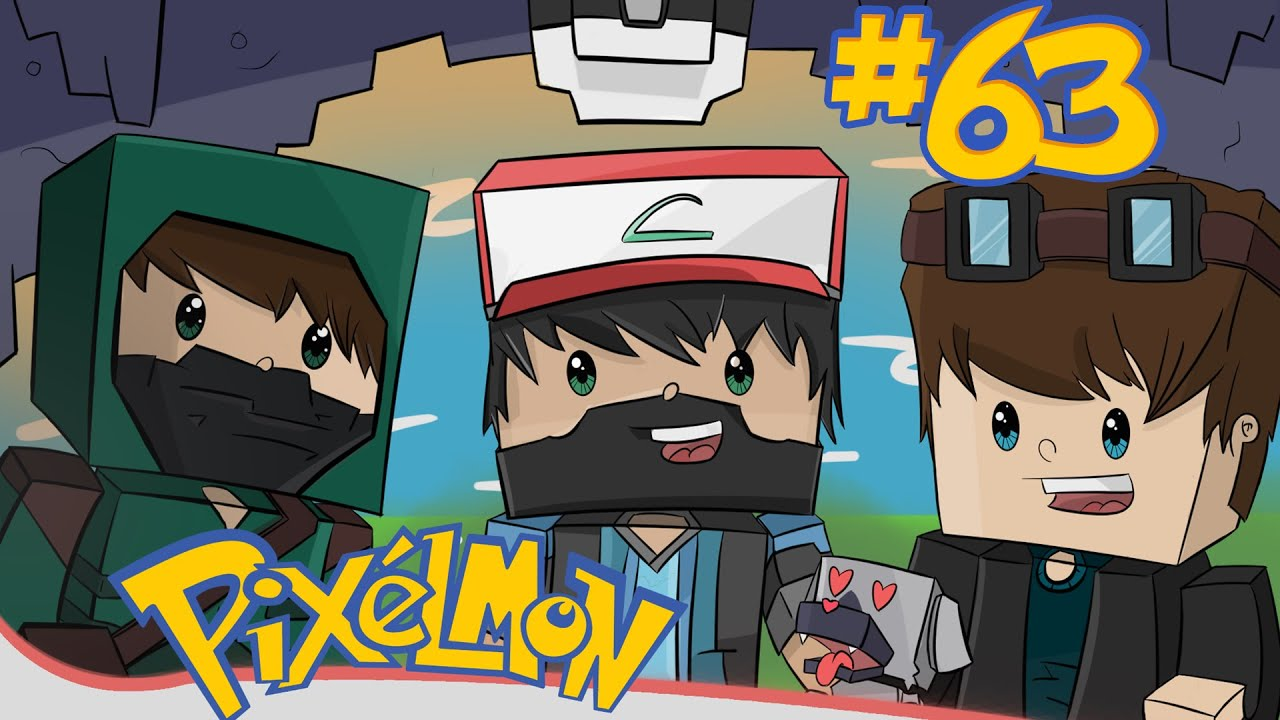 Minecraft Pixelmon Mod SMP A Chilly Gift Ep 63 YouTube