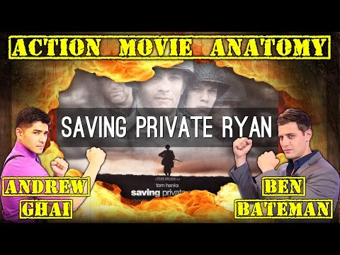 Saving Private Ryan (1998) Review | Action Movie Anatomy