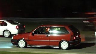Fiat tipo 2.0 sedicivalvole vs bora 1.8t + uno turbo i.e vs 500 abarth