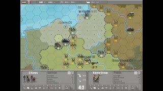 Commander: Europe at war odc.1 Fall Weiss