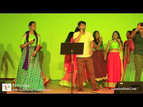 TATA of NC Telugu Night - 2016 / Singers Performance 6
