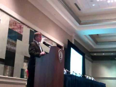 Mike Bucci (keynote) & Governor Bob McDonnell Speak- Small Businness Summit 2011