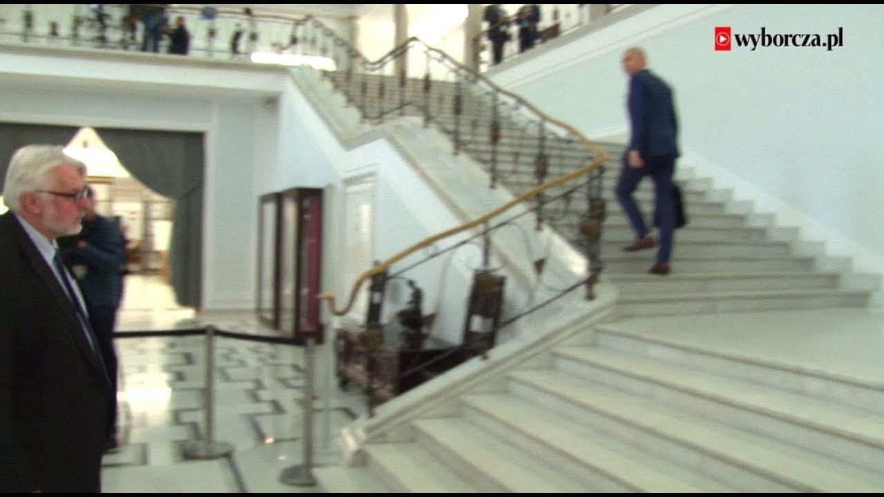 Dymisja Witolda Waszczykowskiego? Minister pokazał wymowny gest