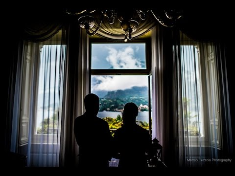 FAMILY REUNION AND RENEW WEDDING VOWS IN BELLAGIO, LAKE COMO - YouTube