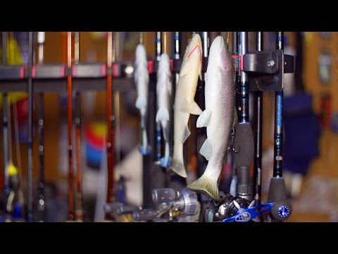 Tim's Insane 2017 Rod and Reel Arsenal!
