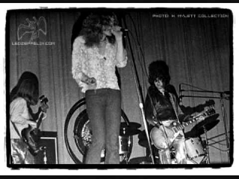 LED ZEPPELIN-LIVE AT BLUEBERRY HILL-