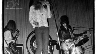 "LED ZEPPELIN-LIVE AT BLUEBERRY HILL-""OUT ON THE TILES"""
