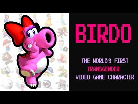 Birdo: Transgender Character in Mario Brothers