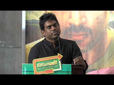 I was under pressure to give my in my 100th movie Yuvan ...
