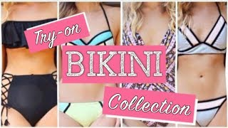 TRY ON - Bikini Collection 2017