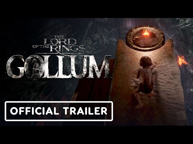 The Lord of the Rings: Gollum (видео)