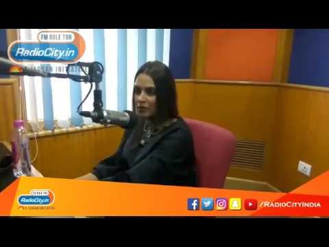 Radio City Jaipur - Neha Dhupia