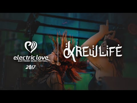 Krewella - Electric Love Festival 2017