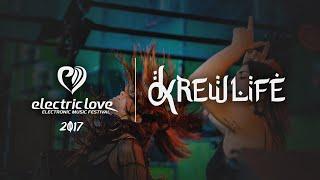 Krewella Live - Electric Love Festival 2017
