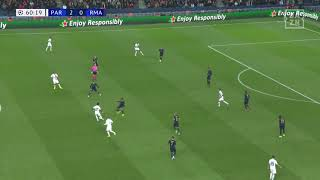 PSG spielt Real Madrid schwindlig | DAZN