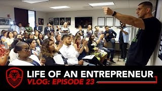 Only a Few Things Make Me Cry, This is One of Them - Life of an Entrepreneur Vlog Episode  23