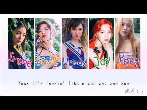 [日本語字幕]Red Velvet Zoo
