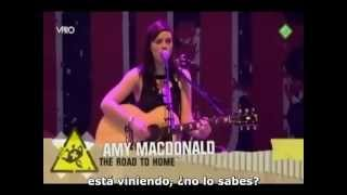 Amy Macdonald - The Road To Home - Live - subtitulos en español