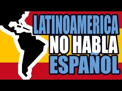 LATINOAMÉRICA No Se Habla Español! #4