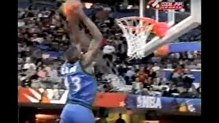 NBA Action Highlight Zone -The Big Ticket Kevin Garnett by Kevin Harlan