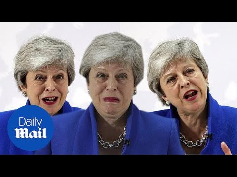 Politicians react to Theresa May's speech on Brexit