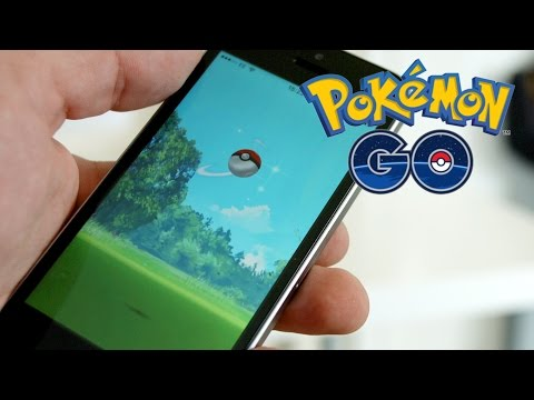 Download Pokémon Go outside of the US
