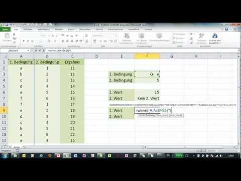 Excel - Alternative