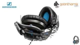 Sennheiser HD8 Professional DJ Headphones