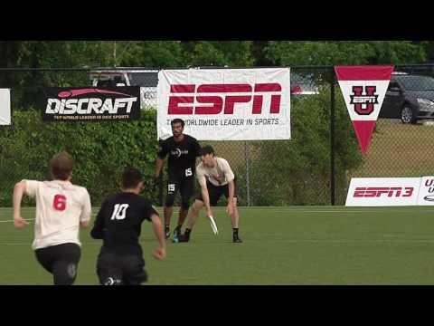 Harvard v. North Carolina (2016 College Championships - Men's Semi)