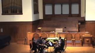 Download Agrippa's 3 Books: II. The Black Lodge (bass clarinet quartet) MP3 song and Music Video