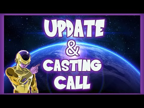 QUICK UPDATE & PARODY CASTING CALL!