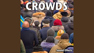 India Outdoor Crowd Ambience with Activity, Heavy Voices and Footsteps