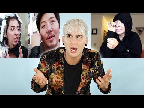 HAIR DRAMA! HAIRDRESSER RESPONDS TO GABBIE SHOW AND GUY TANG FUED!