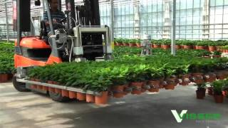 Visser Horti Systems - Space-O-Mat Spacing fork - DiMeo