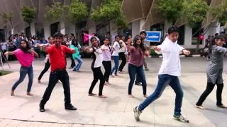 Flash Mob @ IBM EGL Campus,Bangalore !!! (19-02-2014)