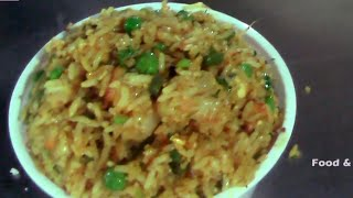 Veg Palao | Chinese Fast Food | Street Food In India