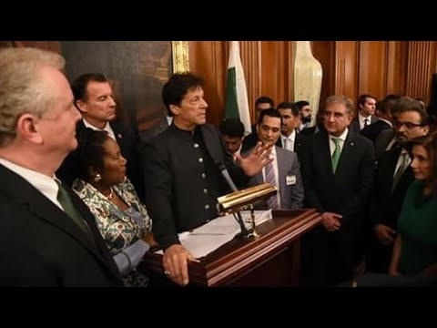 PM Imran Khan Complete Speech at Congress Washington D.C. | SAMAA TV | 24 July 2019