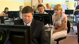 Программа 'Время по компасу' - Обучение в лаборатории (16.08.13)