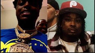 Kodak Black Clown Game Male Stripper Piru BLOOD Goes Off On Kodak Black...DA PRODUCT DVD
