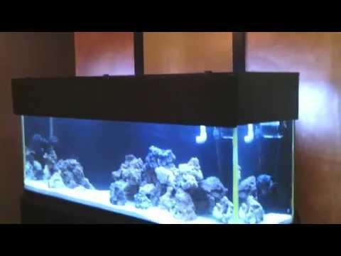 diy aquarium canopy youtube. Black Bedroom Furniture Sets. Home Design Ideas