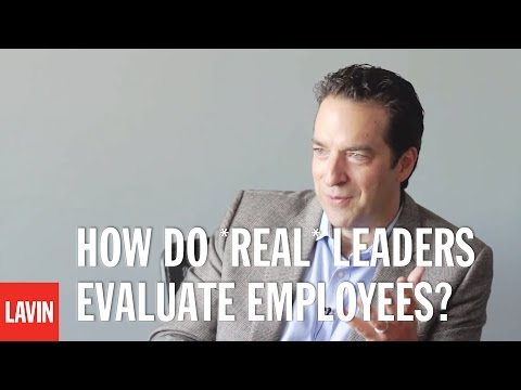 Adam Bryant: How Do *Real* Leaders Evaluate Employees?