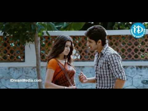 Ye Maaya Chesave Movie - Samantha, Naga Chaitanya Best Scene