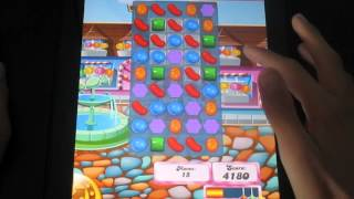 Candy Crush Mod - Unlimited Moves And Score Multiplier