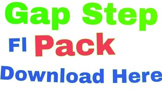 Gap Step pack download Best Fl Studio Beat Making Pack Download Here