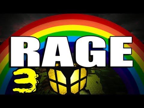 CastleMiner Z - Rainbow Rage pt3  