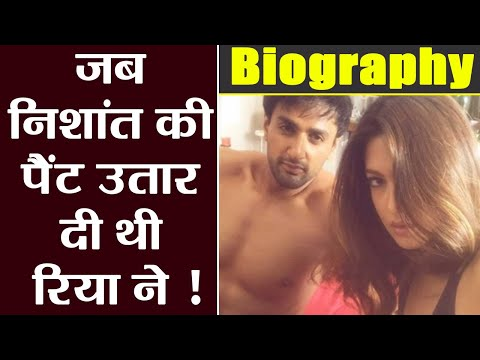 Nishant Malkani Biography: When Nishant faced embarrassment during intimate scene shoot | FilmiBeat